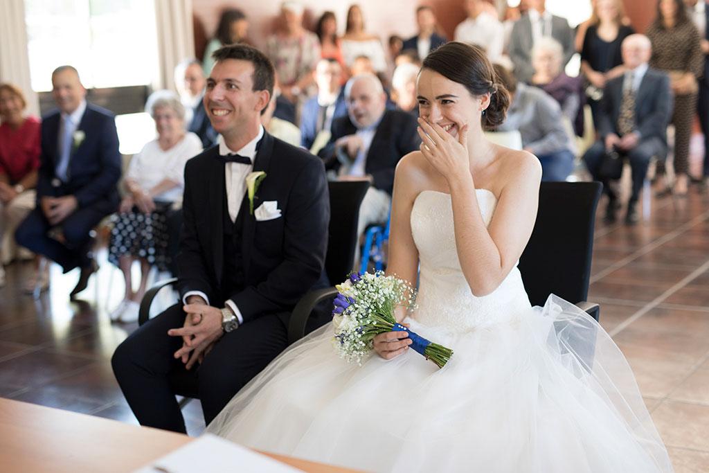 cérémonie mariage mairie