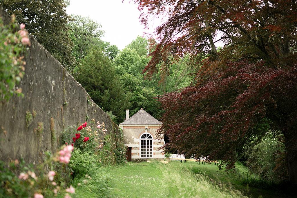 orangerie cour-cheverny