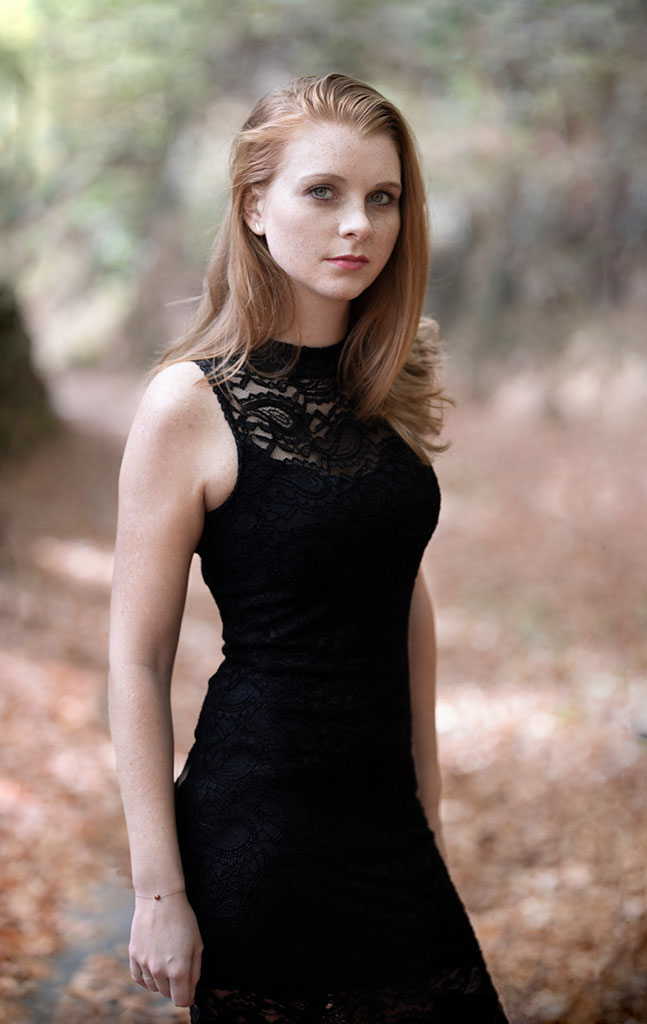 Portrait Noémie Automne